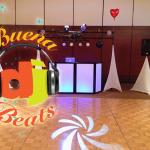 Ballroom DJ Setup
